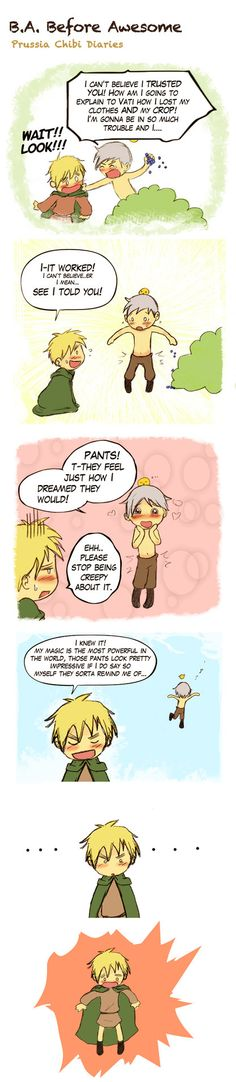 Chibi Prussia Diaries -027- by Arkham-Insanity on deviantART