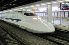 Travelling by bullet train is a pretty luxurious experience. http://anycitytravel.com/escape-to-tokyo-where-tradition-meets-technology/