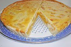 Pfirsich-Mascarpone-Pie