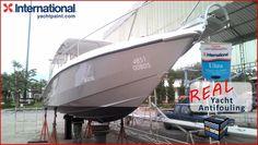 REAL owner choose only REAL yacht antifouling...!  #EastMarine #InternationalYP #Ultra #Antifouling