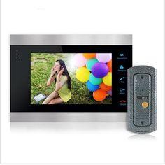 Homefong Buy Monitor Get Doorbell 7 Inch Color LCD Video Door Phone Intercom System Door Release Unlock Doorbell Camera Free (32438361263)  SEE MORE  #SuperDeals