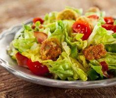 Fried Okra Salad - Made in Oklahoma Coalition