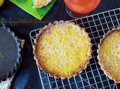 tarte creme au citron