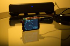 Combine the Arduino Yún with a TFT Touch Shield to assemble a homemade alarm clock that automatically sets alarms based on calendar events and even emails with the correct code word. And it looks cool too!