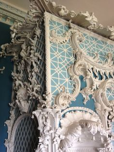 Detail -  Chinese Room, Claydon House