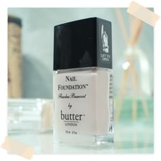 Butter London - Foundation Base Coat LOVE THIS STUFF