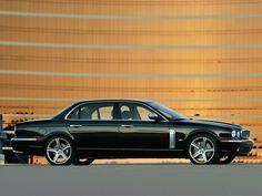 Jaguar XJ Super V8 Portfolio (2006).