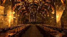 Hogwarts Common Rooms - Harry Potter Land - MyFirstWorld