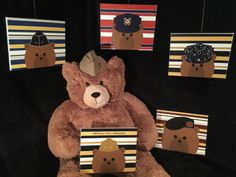 You are invited! Please browse my 10 different Army Hero designs on my Army only gallery page. Great designs that work to brighten mail call whether your hero is your Honey Bear, Papa Bear, Mama Bear or Baby Bear! Check them out. Thanks! : ) Ruth