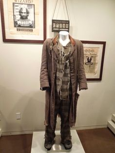 Gary Oldman Harry Potter Sirius Black Azkaban prison costume