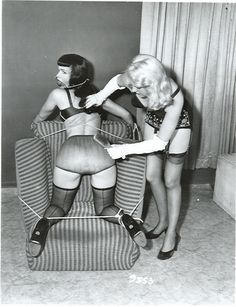 Bettie Page Forever