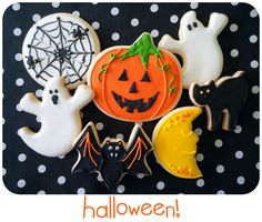 halloween cookies - Bing Images