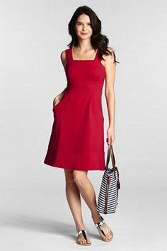 Jersey-Trägerkleid für Damen
