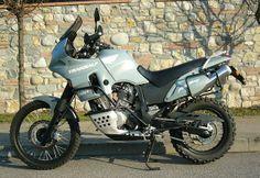 Transalp custom rebuild  #hondatransalp #custombike