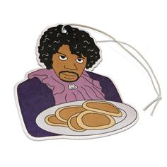 Air Freshener - Dave Chapelle as Prince Purple Lace, Air Freshener, Disney Characters, Fictional Characters, Disney Princess, Paper, Awesome, Products