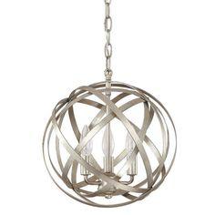 progress lighting equinox collection 3 light burnished silver