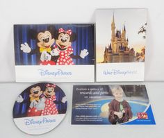 #Disney #Parks and #Destinations #vacation planning #video #DVD DVD-ROM #disc and #brochure #guide set for #getaway #travel #trip to #Disneyland #California and Walt Disney World theme #park and #resort from 2016, brand new and unused in original manufacturer's blue and white cardboard insert sleeve case and full color promotional paper inserts http://www.ebay.com/itm/NEW-DISNEY-PARKS-VACATION-CLUB-TRIP-PLANNING-DVD-DISC-2016-WALT-WORLD-DISNEYLAND-/141950979108?hash=item210cf00c24