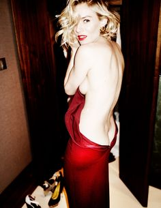 Sienna Miller for British Vogue, October 2015