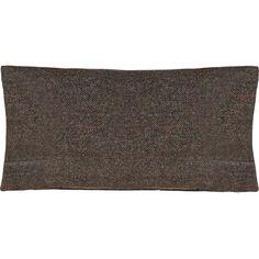 Brown Tweed Wool Cushion 30x50cm Tk Maxx, Tweed, Cushions, Wool, Living Room, Rugs, Brown, Stuff To Buy, Accessories
