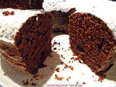 Microondas: bizcocho de chocolate esponjoso. ¿Saldrá mejor que el de la taza? Savarin, Cake Pops, Food And Drink, Cookies, Desserts, Sweet, Torte Recipe, Easy Recipes, Deserts