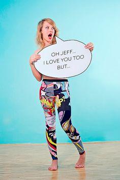 Colourful leggings designed by youngprimitive Dress Me Up, I Dress, Tomboy Fashion, Way Of Life, Fashion Photography, Photography Ideas, Wearable Art, Dress To Impress, Fashion Brand