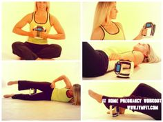 At home Pregnancy workout. Safe fun and easy, set your own target's keeping your body toned while pregnant. #PregnancyWorkout #StayTonedWhilePregnant #JymFit #IsometricExerciser