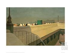 Art.fr - Giclée 'The Pont Neuf' par Félix Vallotton