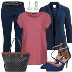 990923fa8e99d5 Office Damen Outfit - Komplettes Business Outfit günstig kaufen
