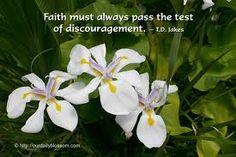 Faith ~ T.D.Jakes