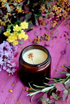 Candle Jars, Candles, Homemade Cosmetics, Natural Cosmetics, Diy And Crafts, Beauty Hacks, Soap, Nature, Pharmacy