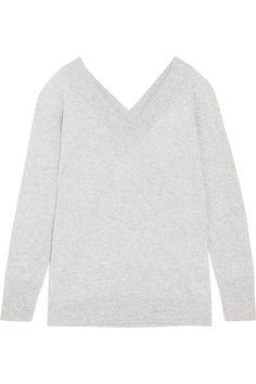 Equipment - Linden Cashmere Sweater - Gray - x small