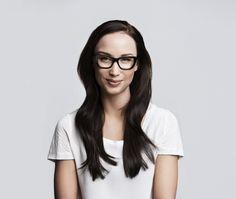 © Synsam | Nina Backmann | Kehykset: Michael Kors | 2013 Campaign, Faces, Michael Kors, Glasses, Fashion, Eye Glasses, Moda, Eyewear, Fashion Styles