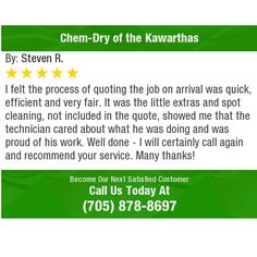 I felt the process of quoting the job on arrival was quick, efficient and very fair.  It...