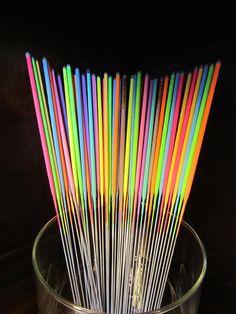 Neon Sparklers