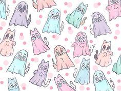 Candy ghosts 👻 www.gemsville.co.uk
