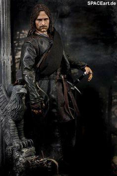 Herr der Ringe: Aragorn, Deluxe-Figur