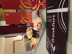 Yummy little gugelhupf cakes as welcome amenities at Sheraton Frankfurt Airport Hotel – Germany/Deutschland