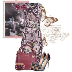 Shoes With Bows by debpat on Polyvore featuring Just Cavalli, Valentino, MICHAEL Michael Kors and ADAM