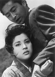 "Mariko Okada Hiroyuki Nagato in ""Akitsu Onsen"" | Mariko Okada (岡田 茉莉子 Okada Mariko?, born 11 January 1933) is a Japanese actress. She is married to film director Yoshishige Yoshida. | Hiroyuki Nagato (長門裕之 Nagato Hiroyuki?, January 10, 1934 – May 21, 2011) was a Japanese actor."