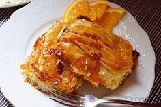 Kitchen Stories: Orange Pies with Greek Yogurt-Portokalopites Greek Sweets, Greek Desserts, Greek Recipes, Kitchen Stories, My Dessert, Greek Yogurt, Family Meals, Cake Recipes, Deserts