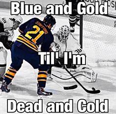 Let's Go Buffalo #Sabres