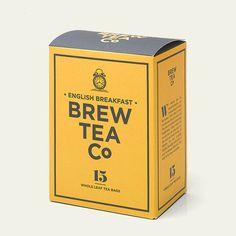 Brew Tea Co. - English Breakfast