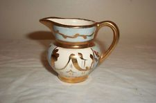 Antique Copper Lusterware Miniature Pitcher Creamer H English Pottery, Antique Copper, Luster, Tea Set, Bristol, Virginia, Pots, Miniatures, England