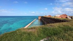 Camping at Dry Tortugas National Park