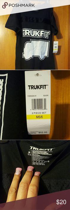 Top Only! No pants.  #Trukfit TV $35 Trukfit Shirts & Tops