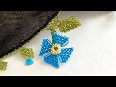 1007- Bu Model Muhteşem Güzel Oldu İğne Oyası Yazma Modeli - YouTube Lace Making, Youtube, Mavis, Asd, Floral, Earrings, Flowers, How To Make, Film