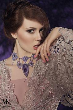 """Колье """"Perfect Lady"""" Подробнее: http://www.lavio.biz/kolie/perfect-lady/"""