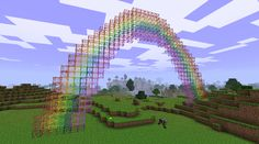 Minecraft! I want to make that now.