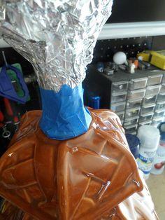 THRIFT LATTICE LAMP MAKEOVER - Lynda Quintero-Davids - Focal Point Styling (5)