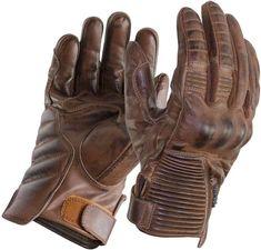 Trilobite Café Ladies Motorcycle Gloves - order cheap at FC-Moto Leather Motorcycle Gloves, Motorcycle Style, Motorcycle Outfit, Leather Gloves, Leather Men, Gants Moto Vintage, Jeans Moto, Carros Lamborghini, Motos Vintage